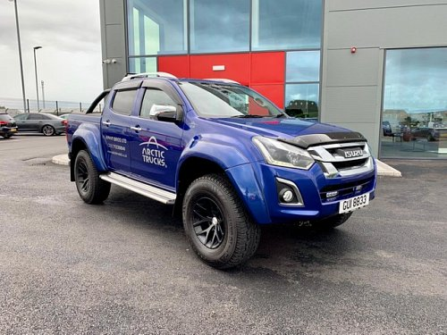 2019 Isuzu D-Max Arctic Truck AT35 Pickup