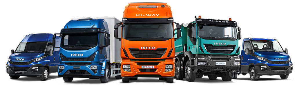 Full range of Iveco available