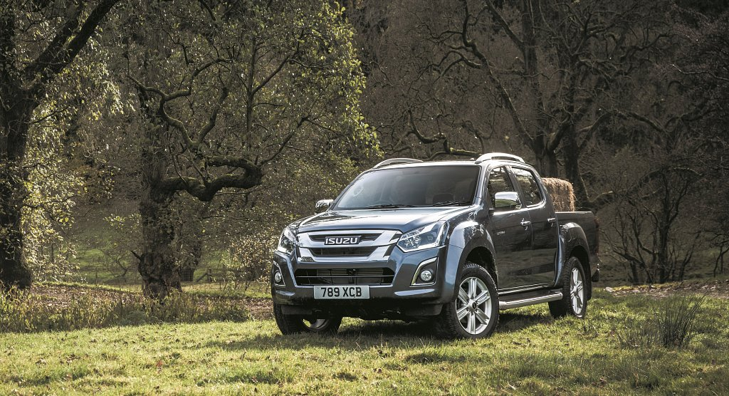 The New Generation Isuzu D-Max has Arrived!!